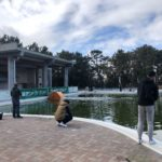服部緑地の新釣り堀 ウォーターランドフィッシングパークで初めてのトラウト【初心者でも釣れる】