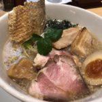 【天満】うまい麺には福来たる 天五店の鯛醤油スペシャルラーメンをたいらげた