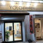 【難波】ヨーローピープス ラーメンカフェの台湾まぜそばレポ【大国町】