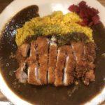 【JR難波】カフェ・ド・ロペで特製ビーフカレーランチ 素敵サラダ付き