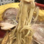柚子壱郎のコテコテラーメンはドロドロだけど意外にアッサリ?ゆず白湯らーめん 【大阪心斎橋三ッ寺店】
