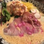コジーナ邸の期間限定ツンデレラーメンを食べてきた【阿波座】