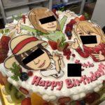 心斎橋のピカソさんでオーダーメイドケーキを注文した話【似顔絵】